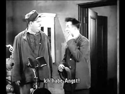 Laurel and Hardy - The Dentist